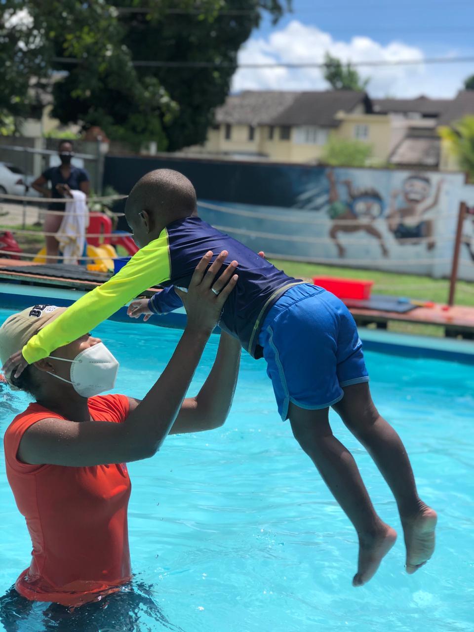 Pea In A Pod Maternity Swim Suit | Maternity swim